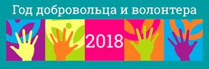 Год волонтера РФ